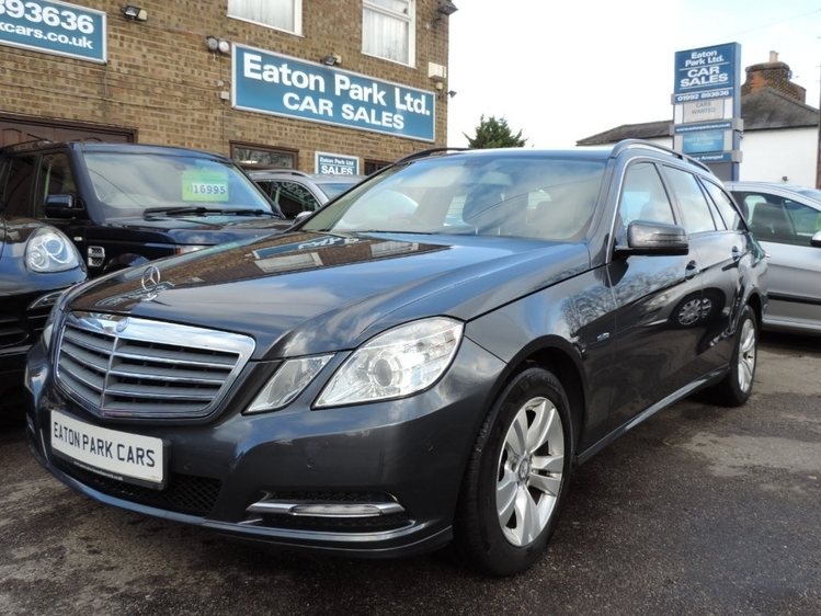 View MERCEDES E CLASS 2.1 E250 CDI BlueEFFICIENCY SE G-Tronic 5dr