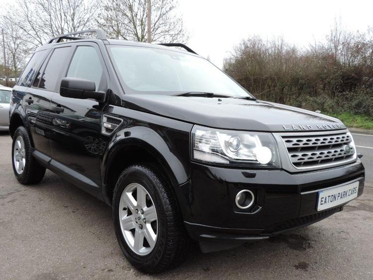 View LAND ROVER FREELANDER 2.2 SD4 GS 4X4 5dr