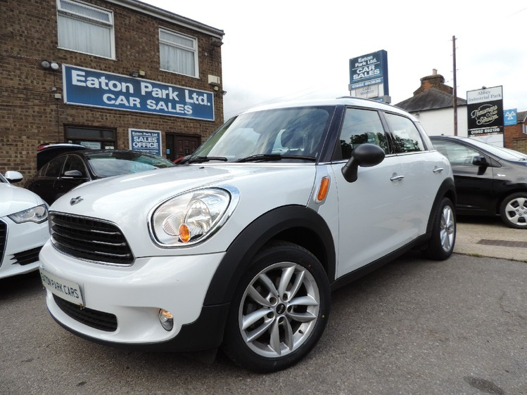 View MINI COUNTRYMAN Steptronic Auto One